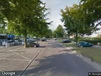112 melding Politie naar Nieuwe Mollenhutseweg in Nijmegen vanwege aanrijding met letsel