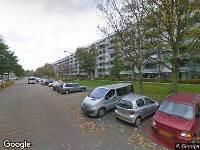112 melding Ambulance naar Prinses Annalaan in Leidschendam