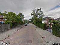Ambulance naar Prinses Margrietstraat in Ridderkerk