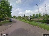112 melding Ambulance naar Venuslaan in Nieuw-Lekkerland