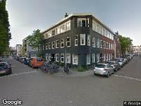 112 melding Brandweer naar Cornelis Drebbelstraat in Amsterdam