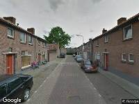 112 melding Ambulance naar Kettingstraat in Tilburg