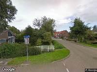 Ambulance naar Nieuwestraat in Strijen