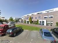 112 melding Ambulance naar Maria Montessoripad in Leiden