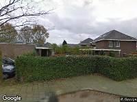 112 melding Ambulance naar De Beekgraaf in Nistelrode