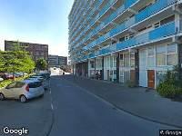 112 melding Ambulance naar Frissenstein in Amsterdam