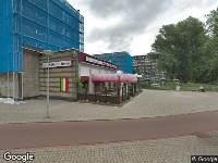 112 melding Besteld ambulance vervoer naar Comeniusstraat in Amsterdam