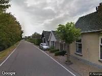 Ambulance naar Oostdijk in Hellevoetsluis