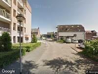 112 melding Besteld ambulance vervoer naar Dr. Willem Dreeslaan in Dongen