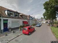 Brandweer naar Hofplein in Sommelsdijk vanwege waarnemen gaslucht