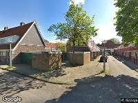Brandweer naar Avenhornstraat in Amsterdam