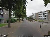 112 melding Brandweer naar Imkerstraat in Eindhoven vanwege een liftopsluiting