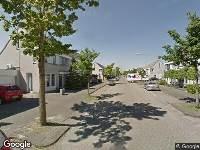 112 melding Brandweer naar Kijkduinlaan in Tilburg vanwege letsel