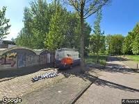 112 melding Ambulance naar Schoenerstraat in Amsterdam