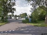 Brandweer naar Rijksstraatweg in Wassenaar