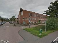112 melding Ambulance naar Agrippinastraat in Leiden