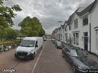 112 melding Ambulance naar Olycanstraat in Haarlem