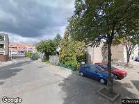 112 melding Ambulance naar Bockenbergstraat in Gouda