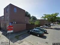 112 melding Ambulance naar Johanna Ufkesstraat in Breda