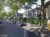 Ambulance naar Groen van Prinstererlaan in Voorburg