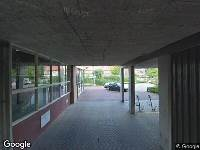 112 melding Ambulance naar Bernhardhof in Gouda