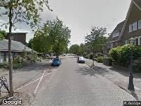 112 melding Ambulance naar Bethaniestraat in 's-Hertogenbosch