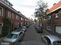 112 melding Ambulance naar Biesterweg in Eindhoven