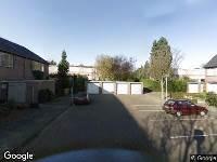 112 melding Brandweer naar Samarialaan in Eindhoven vanwege brand