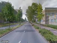 Ambulance naar Sir Winston Churchilllaan in Rijswijk