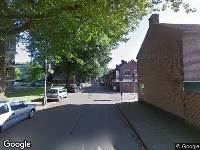 Ambulance naar Johannes van Zantenstraat in Tilburg