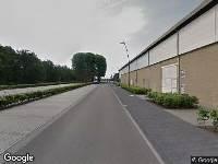 112 melding Traumahelikopter naar Pim Mulierlaan in Heerenveen