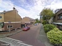 112 melding Brandweer naar Muskaatstraat in Naaldwijk vanwege afhijsen patient
