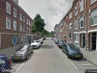 112 melding Brandweer naar Snoekstraat in Rotterdam vanwege gebouwbrand