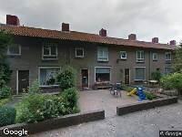 Brandweer naar Cornelis Vlotlaan in Zeist vanwege verkeersongeval