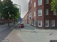 Ambulance naar Beukelaarsstraat in Rotterdam