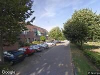 Politie naar Middenhof in Almere