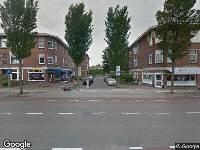 Ambulance naar Van Arembergelaan in Voorburg