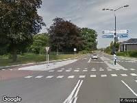 Brandweer naar Ugchelseweg in Apeldoorn