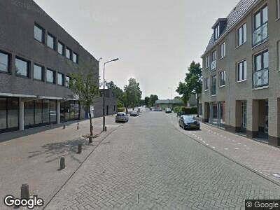 Ambulance naar Loopstraat in Prinsenbeek