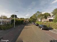 Ambulance naar M. Vaumontlaan in Heemstede