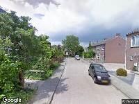 Ambulance naar Hendrikstraat in Hoek