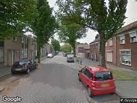 112 melding Ambulance naar Kaapkoloniestraat in Tilburg