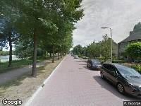 112 melding Ambulance naar Vondellaan in Papendrecht