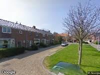 112 melding Ambulance naar Bremstraat in Den Helder