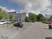 112 melding Traumahelikopter naar Vermeulenstraat in Utrecht