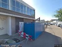 112 melding Politie naar Schaafstraat in Amsterdam vanwege ongeval met letsel