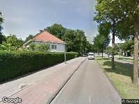 Ambulance naar Glipper Dreef in Heemstede