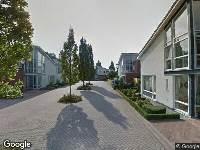 112 melding Ambulance naar Zagershof in Asten
