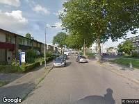 112 melding Ambulance naar Geeresteinstraat in Nijmegen