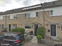 Ambulance naar Goereestraat in Alkmaar